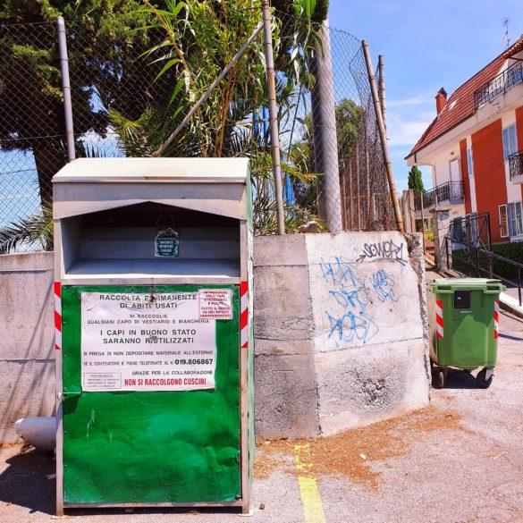 kierrätyslaatikko